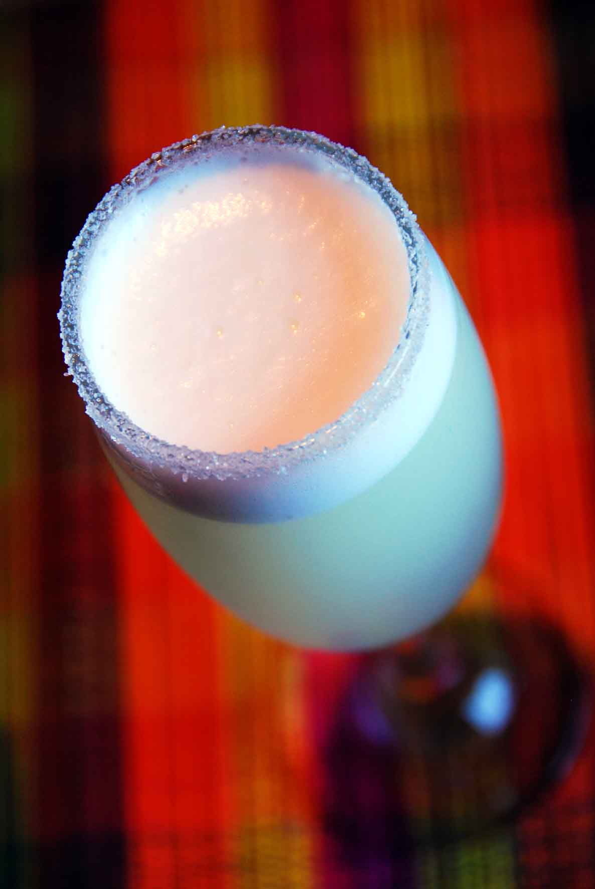 Pisco Sour - danger